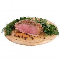 Окорок свиной «Святочны» охлажденный, 1 кг, фасовка 0.55-0.65 кг