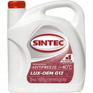 Антифриз «Sintec» 40 G12, lux, 4.3 л.