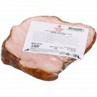 Продукт из свинины «Буженина Европейская» копчено-вареный, 1 кг., фасовка 0.3-0.5 кг
