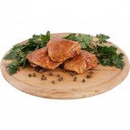 Бедро копчено-вареное «Духмянае» из мяса птицы, 1 кг, фасовка 0.65-0.75 кг