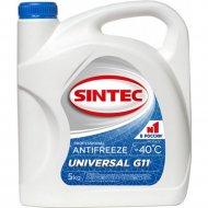 Антифриз «Sintec-40» G11, universa, 4.3 л