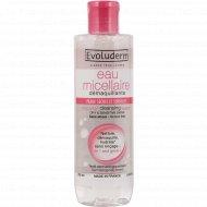 Мицеллярная вода «Evoluderm» для сухой и чувствительной кожи, 250 мл