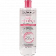 Мицеллярная вода «Evoluderm» для сухой и чувствительной кожи, 500 мл