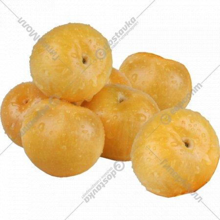 Слива желтая, 1 кг., фасовка 0.4-0.5 кг