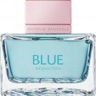 Туалетная вода «Antonio Banderas» Blue Seduction, женская, 80 мл