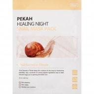 Маска для лица вечерняя «Pekah» с муцином улитки, 25 мл