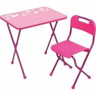 Комплект мебели «Ника» Алина, розовый