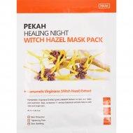 Маска для лица вечерняя «Pekah» с экстрактом гамамелиса, 25 мл