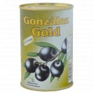 Маслины крупные «Gonzalez Gold» с косточкой, 425 г.
