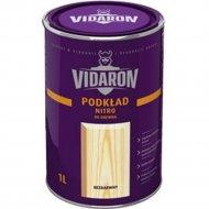 Грунтовка «Vidaron» бесцветная, 1л