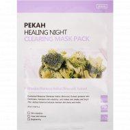 Маска для лица вечерняя «Pekah» очищающая, 25 мл