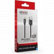 Кабель «Ginzzu» Lightning, USB, 1 м.