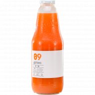 Сок овощной «Детокс 09» 1 л.