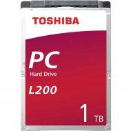 Жесткий диск «Toshiba» L200 1TB HDWL110UZSVA.