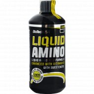 Аминокислоты «Biotech USA» Liquid Amino, лимон, 1000 мл.