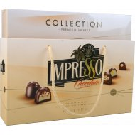 Подарочный набор шоколадных конфет «Impresso Premium» 424 г.