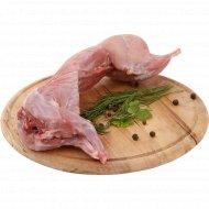 Тушка кролика, замороженная, 1 кг., фасовка 1-1.3 кг