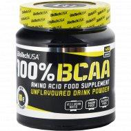 Аминокислота «Biotech» BT 100% BCAA, 400 г.