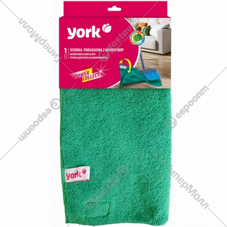 Тряпка для пола «York» из микрофибры.