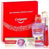 Набор «Colgate» древние секреты, для ухода за полостью рта.