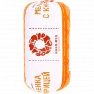 Ветчина рубленая «Меленка с курицей» вареная 1 кг., фасовка 0.6-0.7 кг