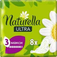 Женские прокладки «Naturella» Ultra Camomile Maxi Single, 8 шт.