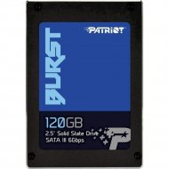 SSD диск «Patriot» Burst 120GB PBU120GS25SSDR.
