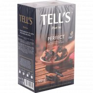Чай черный байховый «Tell's» с шиповником и яблоком, 100 г.