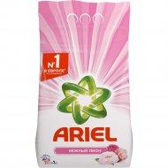 Стиральный порошок«Ariel» нежный пион, 3 кг.