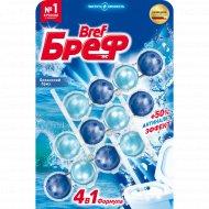 Туалетный блок «Bref» Сила-Актив, Океанский бриз, 3х50 г