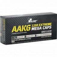 Пищевая добавка «Olimp» AAKG Extreme Mega Caps, 120 капсул.