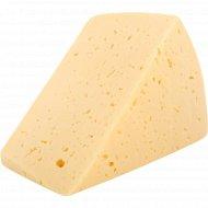 Сыр полутвердый «Никольский» с ароматом сливок, 50%, 1 кг, фасовка 0.4-0.5 кг