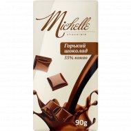 Горький шоколад «Michelle» 90 г.