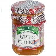 Варенье из тыквы «Green Dream» 300 г.