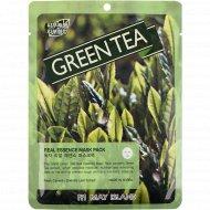 Маска для лица «May Island» Real Essense, с зеленым чаем, 25 мл