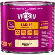 Лак «Vidaron» наружный, бесцветный, 0.2 л