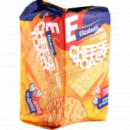 Хлебцы хрустящие «Cheese toast» со вкусом сыра, 75 г
