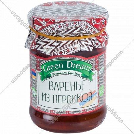 Варенье из персиков «Green Dream» 300 г.