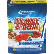 Протеин «IronMaxx» лимон-йогурт, 500 г.