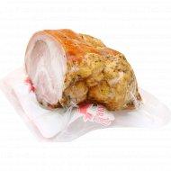 Продукт из свинины «Бекон охотничий» 1 кг.