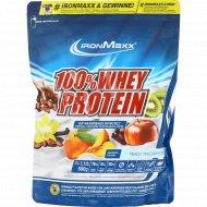 Протеин «IronMaxx» персик-маскарпоне, 500 г.