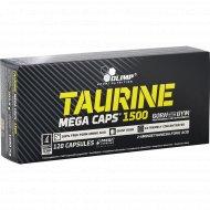 Пищевая добавка «Olimp» Taurine Mega Caps, 120 капсул.