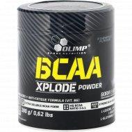 Комплекс аминокислот «Olimp» ВСАА Xplode Powder, ананас, 280 г.