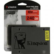 SSD диск «Kingston» A400 240GB SA400S37/240G.