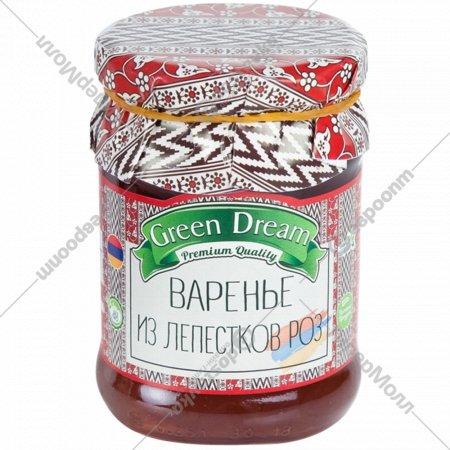 Варенье из лепестков роз «Green Dream» 300 г.