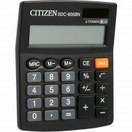 Калькулятор «Citizen» SDC-805 BN.