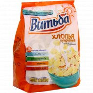 Сухие завтраки «Хлопья кукурузные» глазированные 330 г.