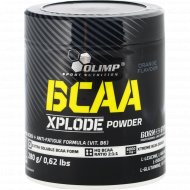Комплекс аминокислот «Olimp» ВСАА Xplode Powder, апельсин, 280 г.