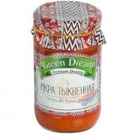 Икра тыквенная «Green Dream» 380 г.