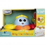 Игрушка-развивающий центр «Chicco» Осьминог, для ванны, 10037000000